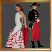 Location de costumes Latinos